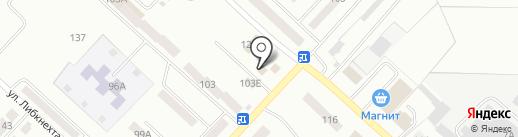 Шинсервис на карте Волжска