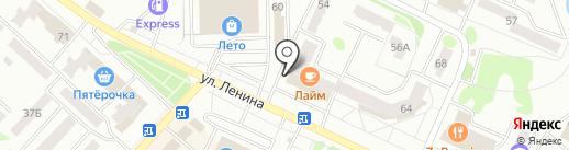 Dental на карте Волжска