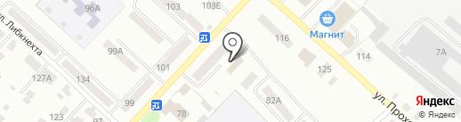 TT House на карте Волжска