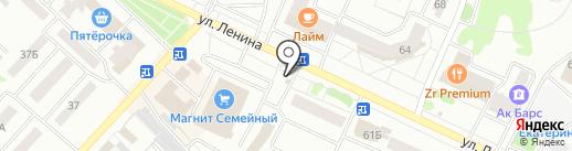 У Саида на карте Волжска