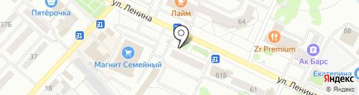 Ваш уютный дом на карте Волжска