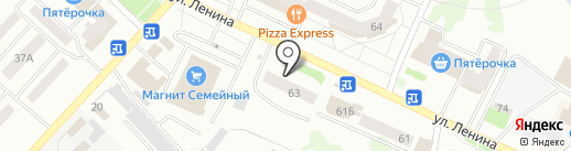 Londa на карте Волжска