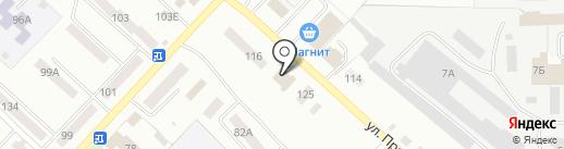 Умелец на карте Волжска