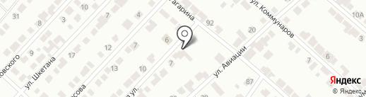 Тюнинг авто на карте Волжска