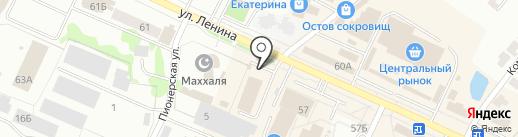 Infinity на карте Волжска