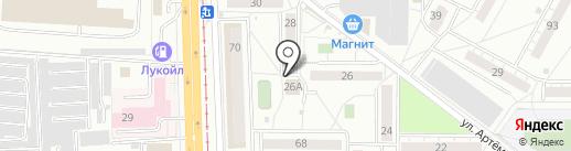 Продукты от Натальи на карте Ульяновска