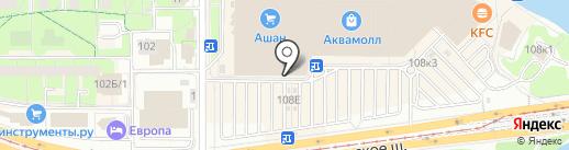 Nadin на карте Ульяновска