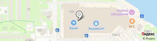 МУЛЬТСТРАНА на карте Ульяновска