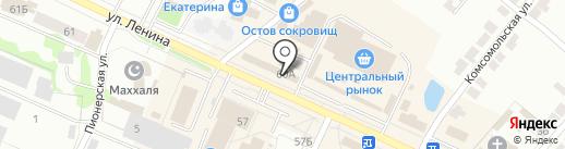 ЗдравСити на карте Волжска