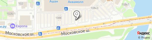 Усадьба на карте Ульяновска