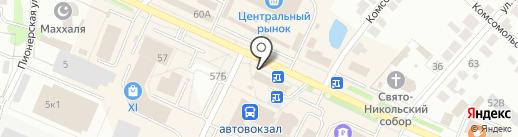 Ладушка на карте Волжска