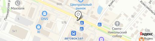 Деньгимигом на карте Волжска