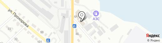 Дон Кихот на карте Волжска