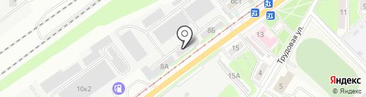 Подъем-Сервис на карте Ульяновска