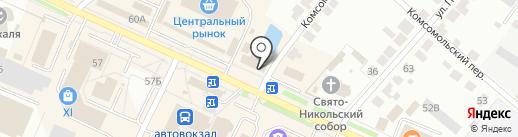 Наточу на карте Волжска