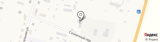 Акост на карте Помар