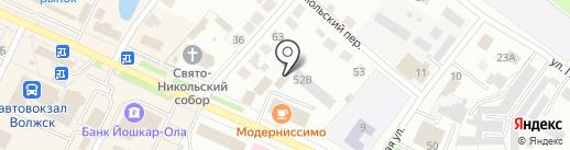 333арт на карте Волжска