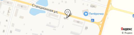 Надежда на карте Помар