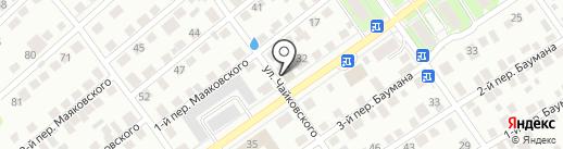 4tochki на карте Ульяновска