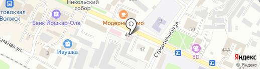 TURBO на карте Волжска