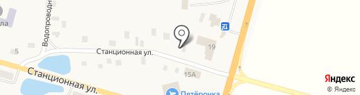 ГлавУпак на карте Помар