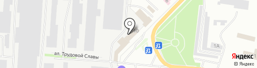 Банкомат, Сбербанк России на карте Волжска