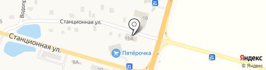 Автомойка на карте Помар