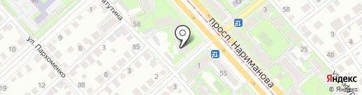 Многопрофильная компания на карте Ульяновска