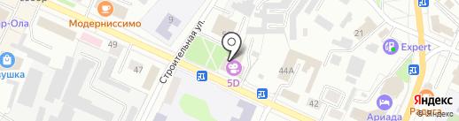 Магазин детской одежды на карте Волжска