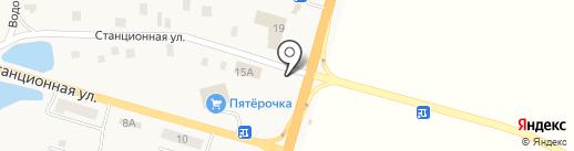 Магазин автозапчастей на карте Помар