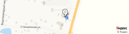 Пельменная на карте Волжска