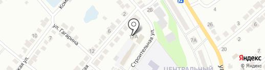 Автосервис на карте Волжска