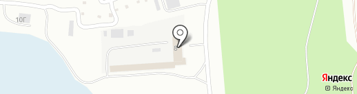 Волжский инспекторский участок по маломерным судам на карте Волжска