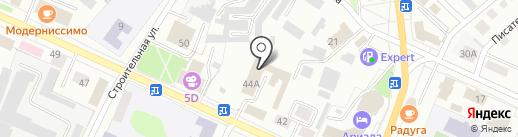 InstaTour на карте Волжска