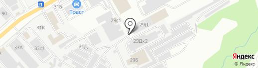 Первая Поволжская Клининговая Компания на карте Ульяновска