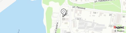 Монолит-Сервис на карте Ульяновска