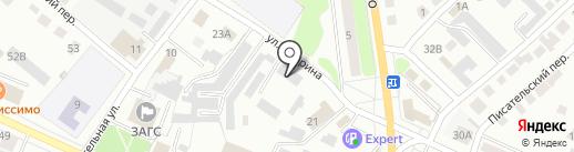 Волжская сетевая компания на карте Волжска