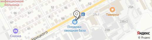 ВЫМПЕЛЬНАЯ ДОСТАВКА на карте Ульяновска