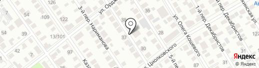СтройДельта на карте Ульяновска