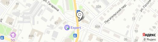 НАСКО на карте Волжска