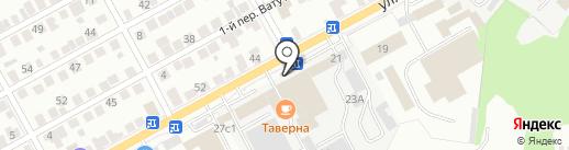 Gparts на карте Ульяновска