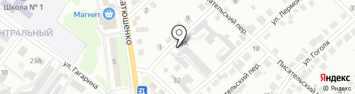 Волжскспецмонтаж на карте Волжска