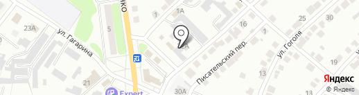 Вторсырье на карте Волжска