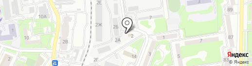 Магнит-мастер на карте Ульяновска