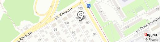 SMASTER на карте Ульяновска