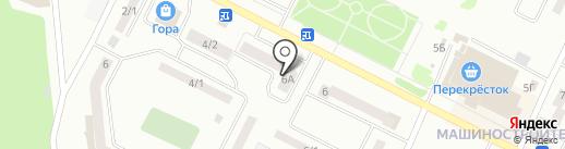 City Style на карте Волжска