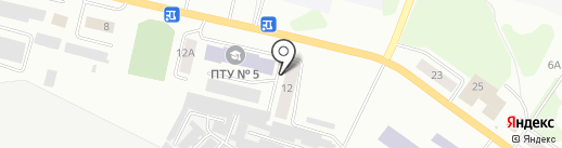 Fabrika Lab на карте Волжска