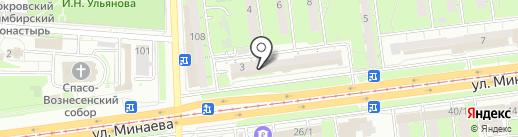 Do4a.com на карте Ульяновска
