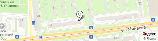 LEWENBIER на карте Ульяновска