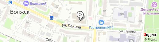 KAVALY на карте Волжска